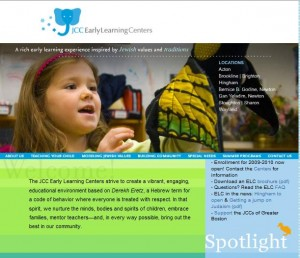 JCC Early Learning Centers website